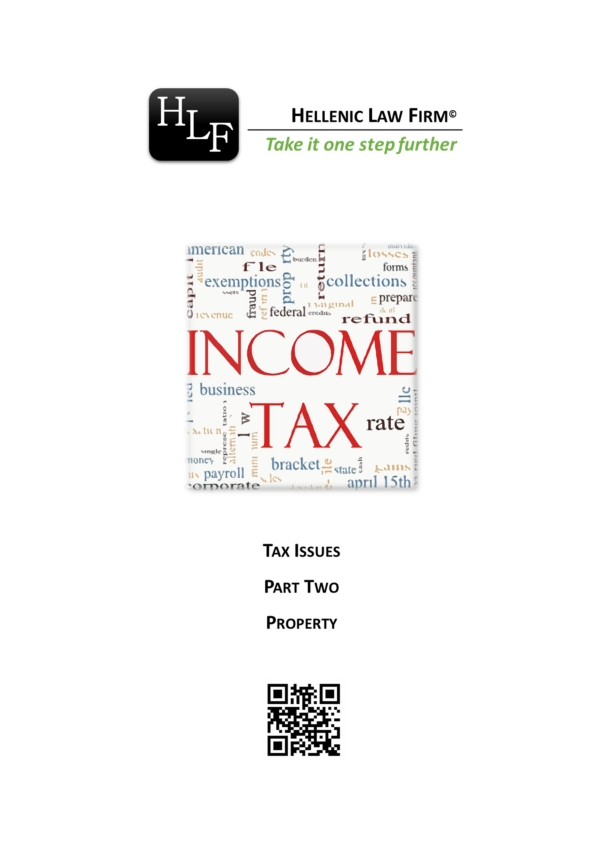 Tax Issues Part 2